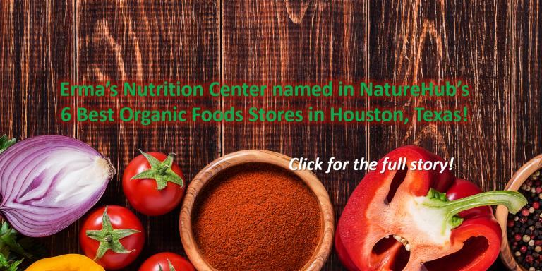 Erma's Nutrition Center Named Best In Houston