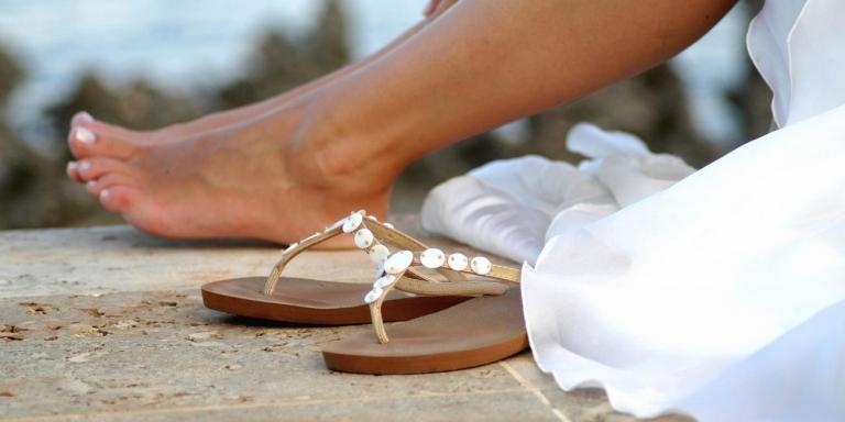Sandal season